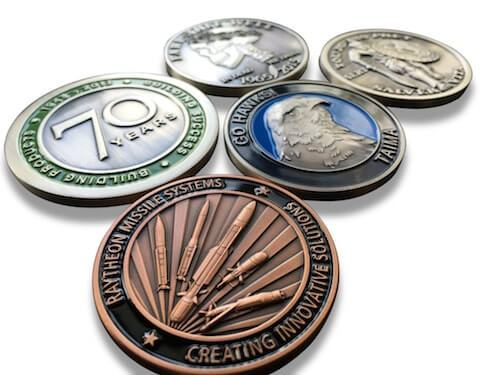 Cheap Challenge Coins
